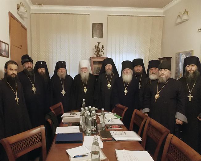 РПЦЗ: Соборное послание  Чрезвычайного Архиерейского Собора