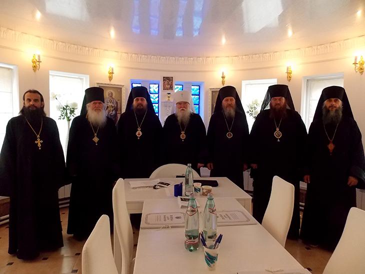 РПЦЗ: В Одессе прошло заседание Чрезвычайного Архиерейского Синода и Церковного Суда